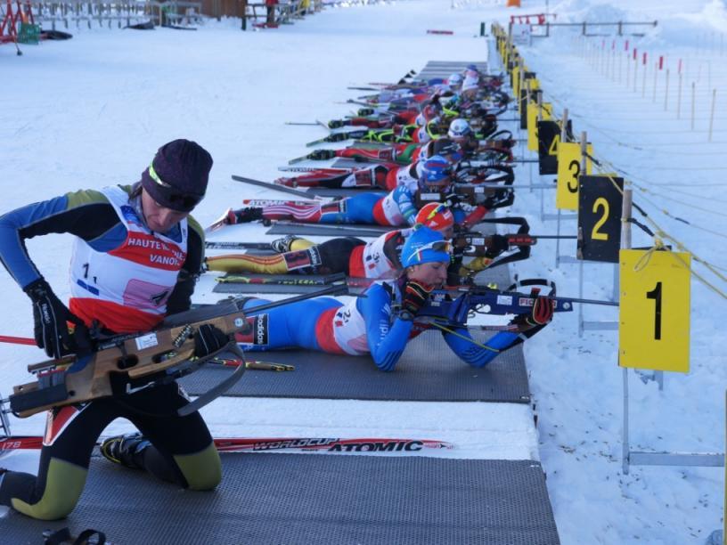 Centre Les Edelweiss_Val Cenis Lanslebourg_Biathlon Bessans