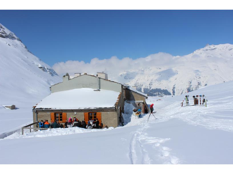 "Centre Les Edelweiss_Val Cenis Lanslebourg_Refuge le ""19"" Mont-Cenis"