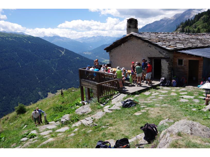 Les Edelweiss : Nuit en Refuge d'Altitude (Cuchet) centre-edelweiss-vacance_51469704-.JPG