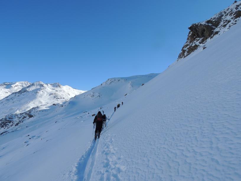 Les Edelweiss : Ski de randonnée