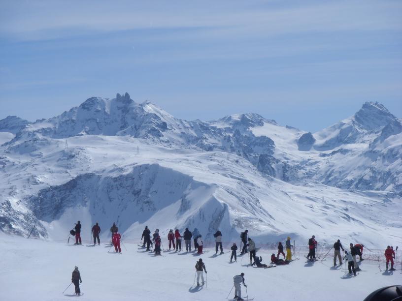 Centre Les Edelweiss_Val Cenis Lanslebourg_Ski canopée des Cimes