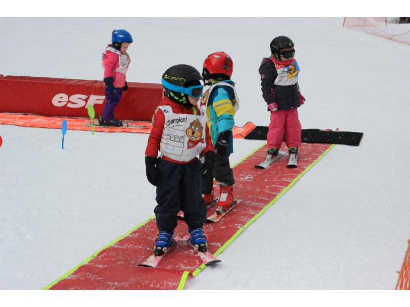 Les Edelweiss : Ski alpin