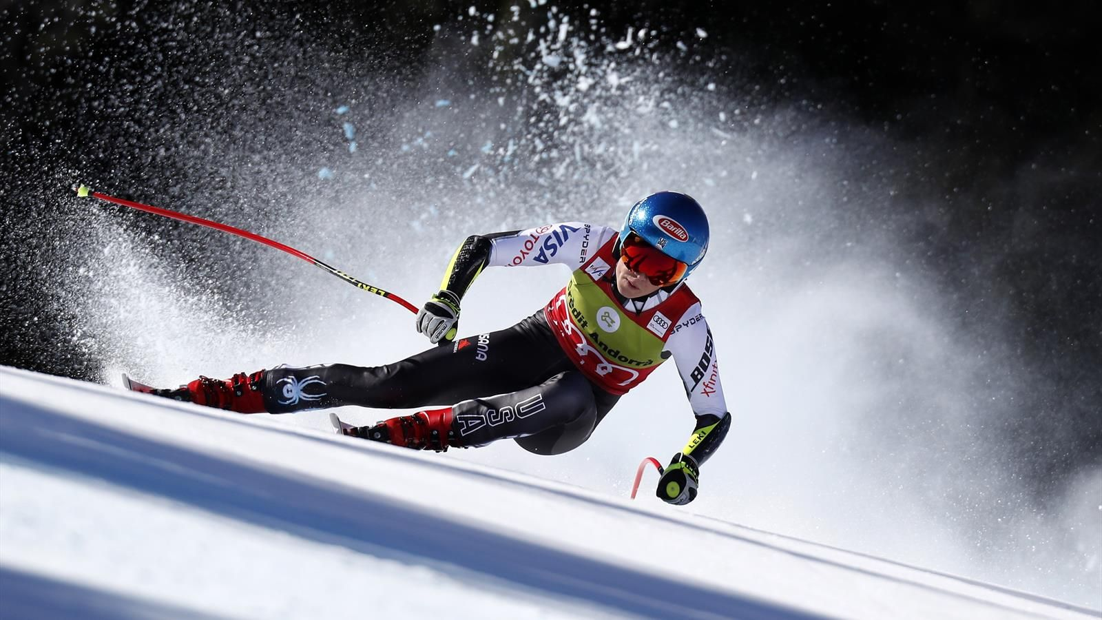Coupe d'Europe Ski Alpin 2021
