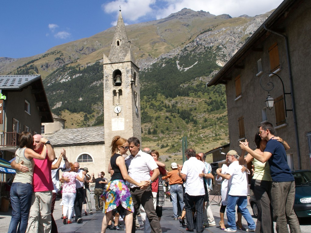 festival tango centre vacances edelweiss val cenis lanslebourg